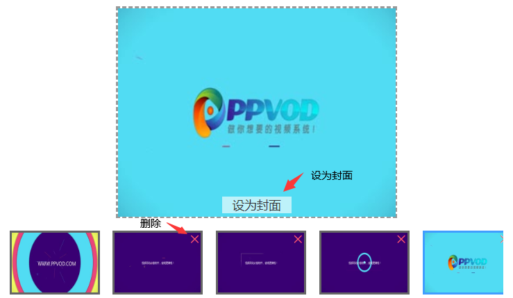 PPVOD云转码系统